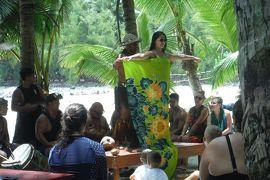 25周年記念 クック諸島 Day3-5(パレオの巻き方)