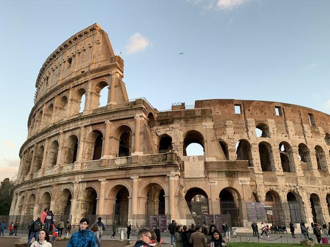 2019年の子連れ旅行の締めは、イタリア・ローマ&バチカン、UAE・ドバイ、オマーン・マスカットを周遊しました。ヨーロッパの数々の都市を訪れましたが、意外にもローマは初、そして初の中東と、とても思い出深い旅になりました。13ヶ月の息子と10日間の旅でしたが、全然楽しめましたよ。<br /><br />ホテルはマリオット チタニウムエリートメンバーの資格を最大限活用すべく、シェラトンに3泊、マリオット パークホテルに1泊しましたが非常に快適でした。ローマは遺跡が多く、子連れでは楽しめないという意見もありますが、我々はそんな事は一切なく、とても充実した旅になりました。<br /><br />宿泊先<br />ローマ・シェラトン・ホテル&コンファレンスセンター