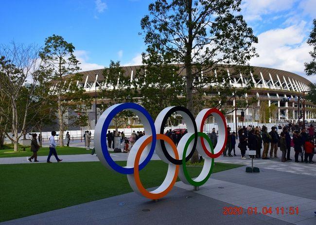 昨年9月14日にOPENした日本オリンピックミュージアム。<br />OPENから3ヶ月経過したし、正月休みは都内の人口も減ってるんで、そろそろ混雑もマシになってるかと考えて行ってみました。<br />2020年オリンピックイヤーの話ネタに・・・見て・触れて・体験しながらオリンピックについて学べるミュージアムです。<br /><br />日本オリンピックミュージアム<br />10:00~17:00<br />営業終了時間の30分前まで入場可能。 <br />https://japan-olympicmuseum.jp/jp/