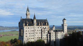 還暦道産子オヤジの卒業旅行8・9日目 現地ツアーを利用してノイシュバンシュタイン城へGo!