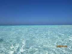 美しい海 モルディブへ アリ環礁ローカル島ウクラズに滞在