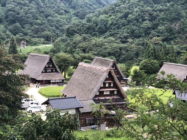 白川郷には何度も行ってますが、五箇山は初めて来ました。