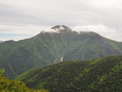 7月山行は塩見岳、八島湿原、車山 ①塩見岳