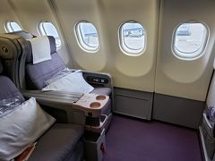 ベトナム ハノイ年末年始旅行その1 台北桃園国際空港経由チャイナエアライン ビジネスクラス搭乗