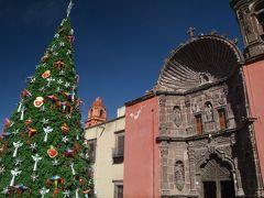 ビバ メヒコ ケレタロからサン・ミゲル・デ・アジェンデへ行きました。