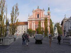 個人で行く、クロアチア等 4ヵ国周遊旅行 10. リュブリャナ散策とリバークルーズ、帰国