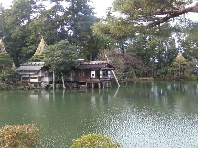 青春18切符を使って、ちょこっと旅行。思い立って金沢一泊、女一人旅。
