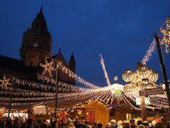 ドイツ・フランス、クリスマスマーケットを巡る ~5日目 ちょっと、やっちまった...マインツ
