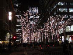 ヒストリカルストーリイ No.18 東京ミチテラスでクリスマスの夜