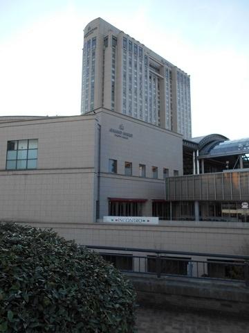 学生時代の友人が久し振りに大分から上京するとのメールが入り<br /><br />50年ぶりに会いたいtろの事久し振りにお台場のグランドニッコ-ホテルに<br /><br />行って来ました。