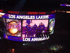 2020はLAからスタート Day5 & 6 & 7 NBA観戦(Lakers vs Suns)