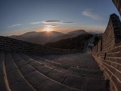 北京市内ツアー&万里の長城(八達嶺)