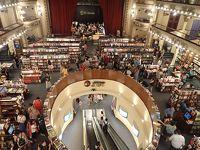 書店が美しい!空が青い!肉がデカい!(^O^)〜19、20年冬パタゴニア旅行12月28日ブエノスアイレス