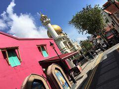 2020年 シンガポール旅行記(ブログ)1 アラブ人街, リトルインディア, マリーナベイ・サンズ