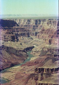South Rim, Grand Canyon, 1978.