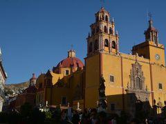 ビバ メヒコ ケレタロからグアナファトへ移動、市内観光をしました。