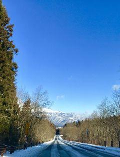 ☆虹の彼方へ.:*☆②八方尾根の雪は大丈夫?!北アルプスと仁科三湖を眺めて◇久しぶりのアルピーヌへ☆彡