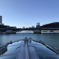 久々の東京、初めての鎌倉 三泊四日の旅。二日目は隅田川クルーズ、築地で鮨、恵比寿でちょっとビール!