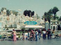 Disney Land, 1978.