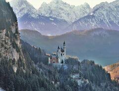 ドイツ Top of Germany(シュヴァンガウ・テーゲルベルク -Tegelberg-)