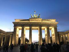 初めてのドイツは真冬だった。