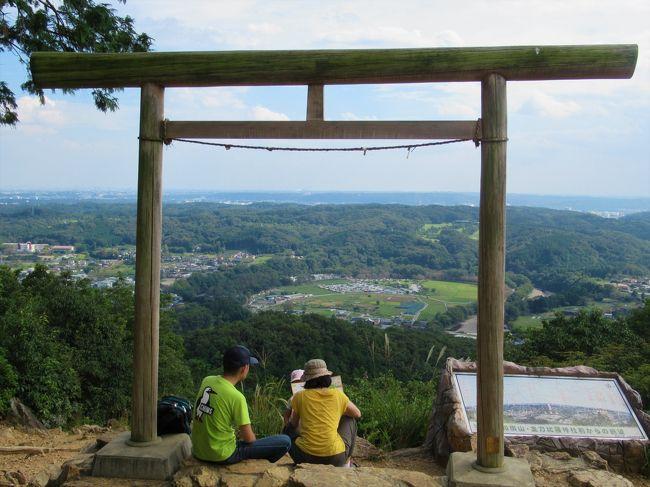 高麗の郷 日帰り散歩② 曼殊沙華の巾着田から日和田山ハイキングと高麗神社へ