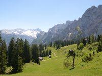 ハルシュタットから近いのどかな散歩コース
