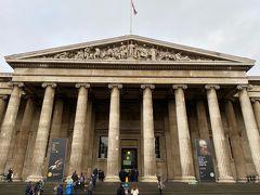 ロンドンの魅力満喫一人旅 その3 大英博物館〜ナショナルギャラリー