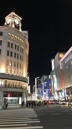 新橋駅から東京駅まで歩く。