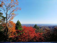 高尾山で紅葉狩り&ミニBBQ