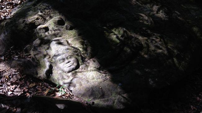 カンボジア&ラオス&タイ旅行⑧ シェムリアップ編 クバールスピアン&バンテアイスレイ