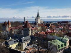 バルト三国ツアー エストニア