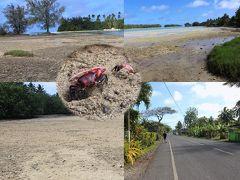 25周年記念 クック諸島 Day3-7(ラロトンガで、カニカニ王国発見!)