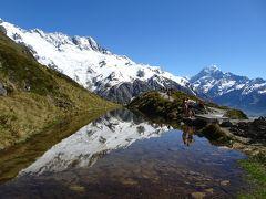 年末年始ニュージーランド(3) マウントクック国立公園&クライストチャーチ