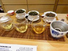 台北のお土産買い周り。そして小籠包も台湾茶も。
