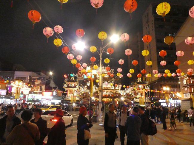 台湾の夜市を楽しみ、LCC深夜便で帰国。帰国日は出勤日。大丈夫か?