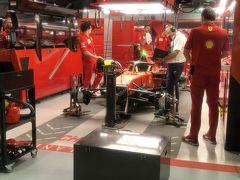 2019年 F1 シンガポールグランプリの3泊4日の旅 フェラーリ優勝!!