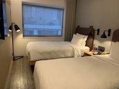 2019⑥ SPGプラチナチャレンジ12・13泊目 モクシー東京錦糸町へ
