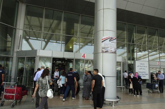 2019年夏休みは今年2度目のエジプト11~カイロ国際空港&エジプト航空でドバイへ~