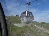 2019夏のスイス旅【34】インナーアローザへ下り散策