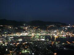 冬の長崎旅行《中編》稲佐山から眺める長崎の夜景