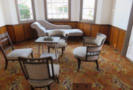 2019暮、福岡と長崎の名所巡り(16/23):12月10日(3):グラバー園(3):旧三菱第2ドックハウス、帆船模型