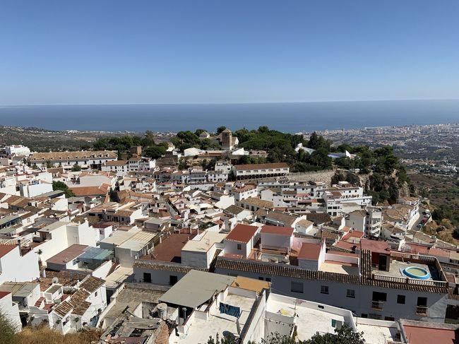 2019年の夏休みは、スペインに行きました。マラガを拠点にアンダルシア地方を周り、その後トレド、マドリードを観光しました。この旅行記は、グラナダから、アンダルシア地方の小さな白い村を巡りながら、マラガまで移動した一日の記録です。