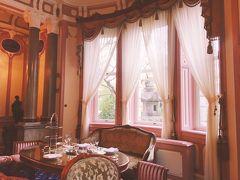 京の週末 年明けは長楽館で優雅にアフタヌーンティーを、そして名もなきラーメン屋でつけ麺を♪