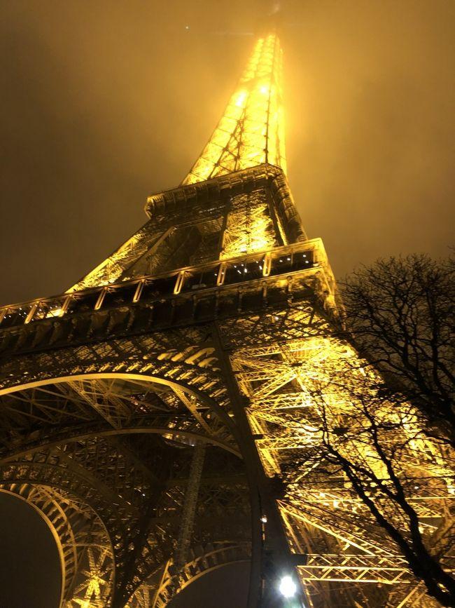 2020年年末年始フランスパリの旅行☆★③