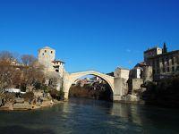 「Balkans旅記」vol.2 Mostarはゆったり観光、クロアチアDubrovnikはおまけ観光