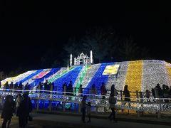コナン空港と砂の美術館・砂丘へ(週末旅行)②