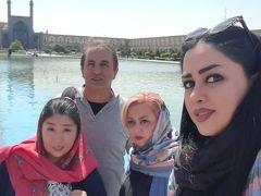 世界の半分イスファハン1年ぶり家族と再会