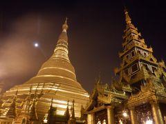ヤンゴン☆シュエダゴンパゴダ・チャウッターヂーパゴダ・聖マリア大聖堂・国立博物館