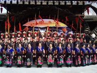 ④四川成都(三国志とパンダ)と貴州の旅。2020年元旦は凱里のミャオ族村を訪ねる(1月1日)
